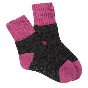 Free People Colorblock Cozy Crew Socks
